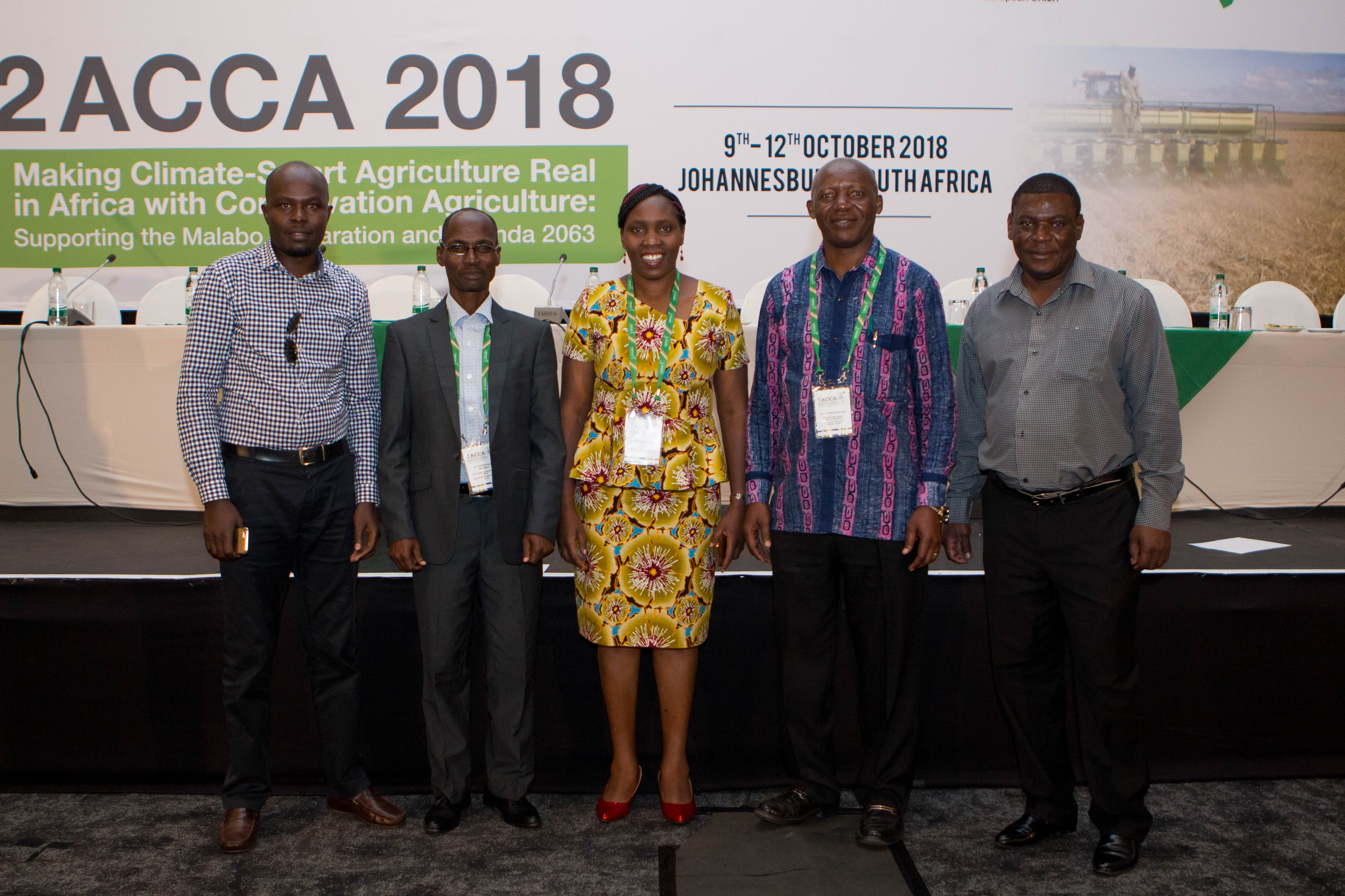 2nd Africa Congress on Conservation Agriculture